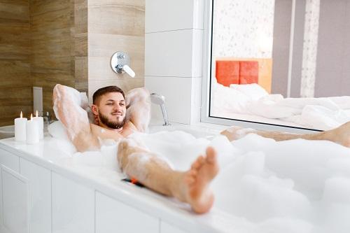 une salle de bain sur mesure à Clermont-Ferrand